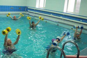 Бассейны для детей - Брянск. Занятия в плавательных бассейнах для детей