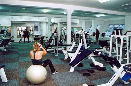 Фитнес клуб fitness land