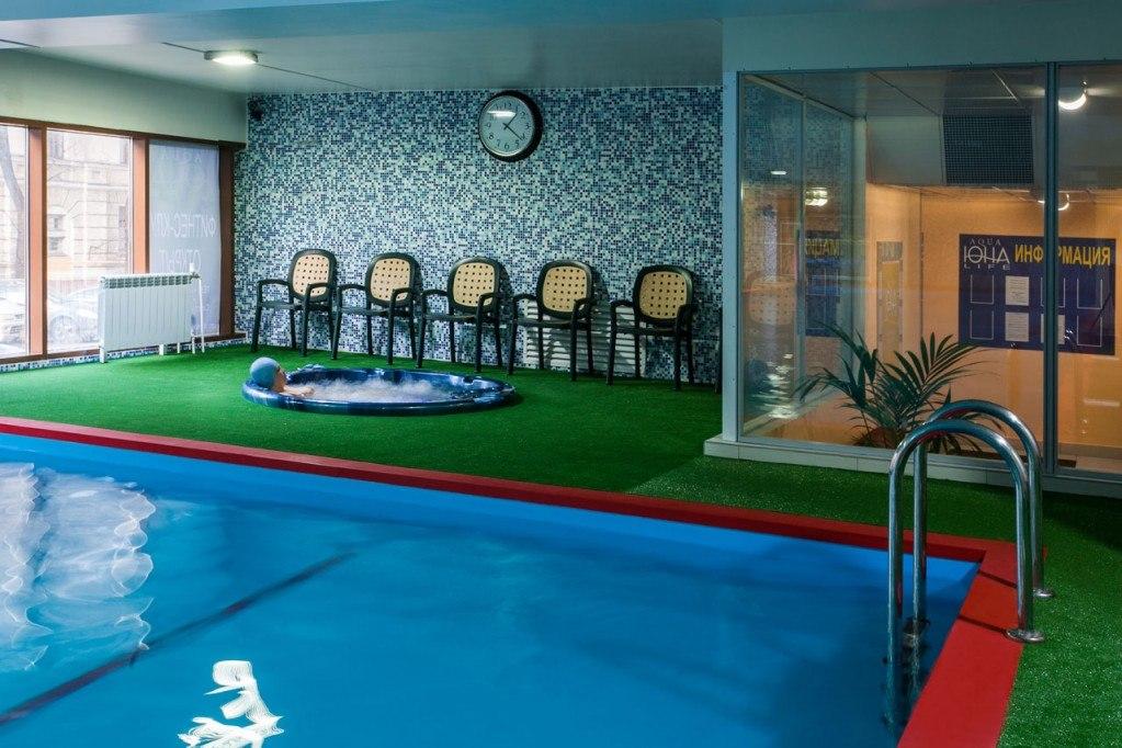 Фитнес клуб на первомайской с бассейном