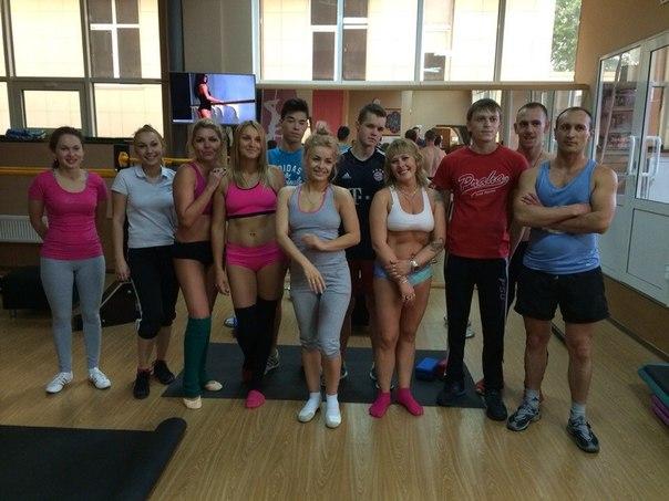 Фитнес клуб огни москвы ночные клубы прибыль
