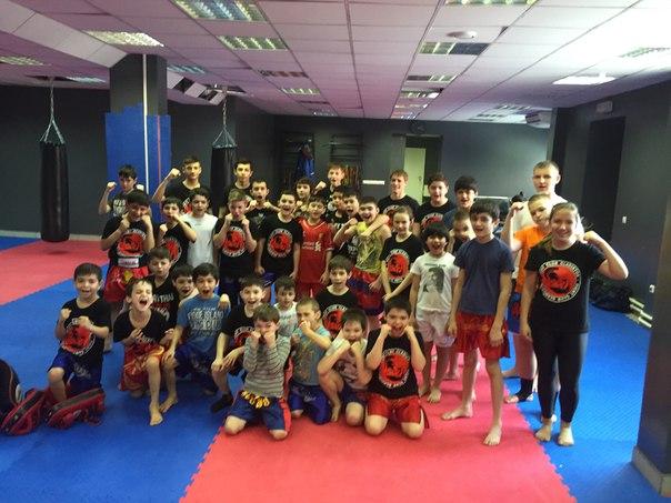 клуб гладиатор в москве спортивный