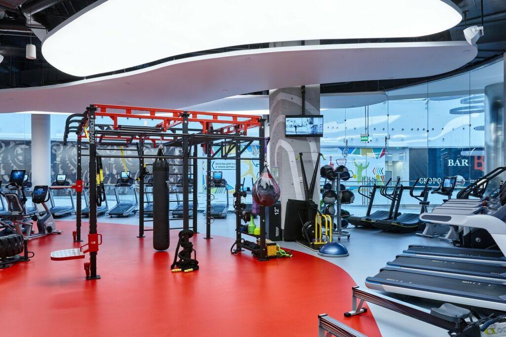 World class фитнес клуб цены москва клубы в москве но новый год