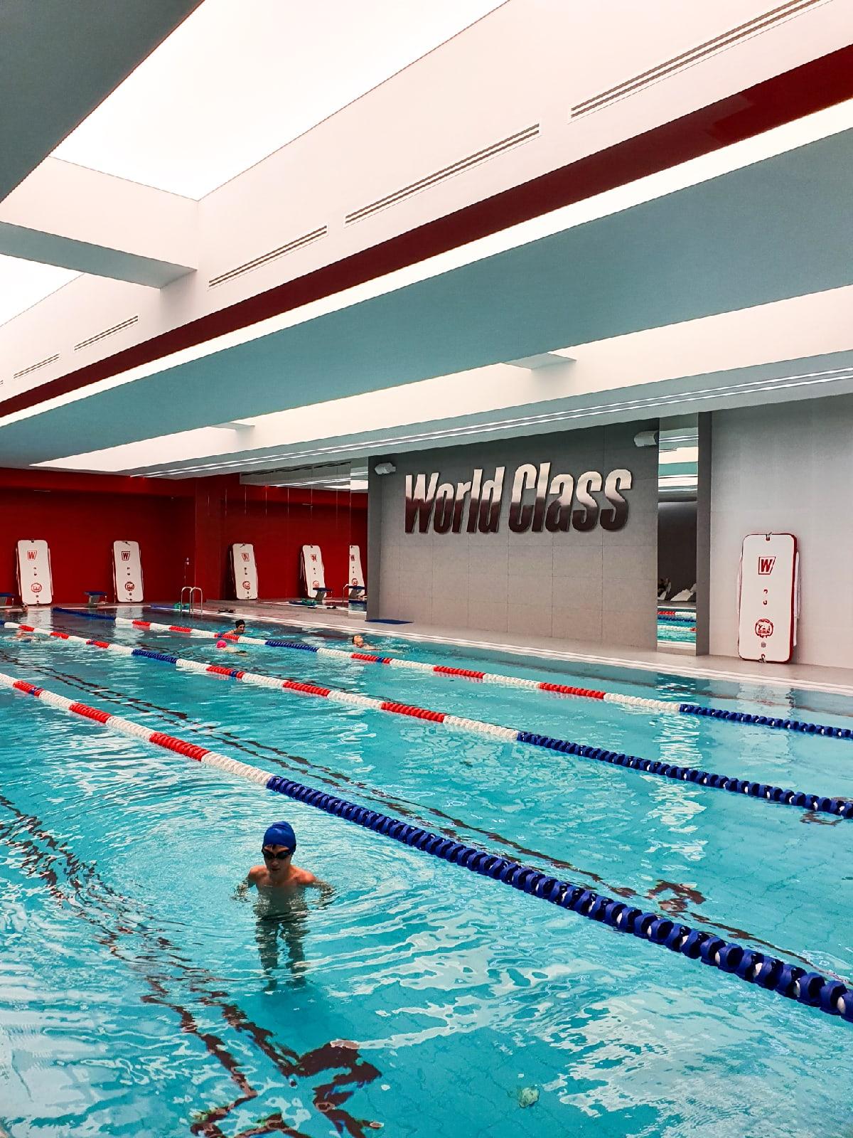 фитнес клубы москвы с бассейном щелковская